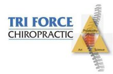 Tri Force Chiropractic Logo